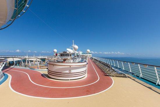 The Decks on Navigator of the Seas
