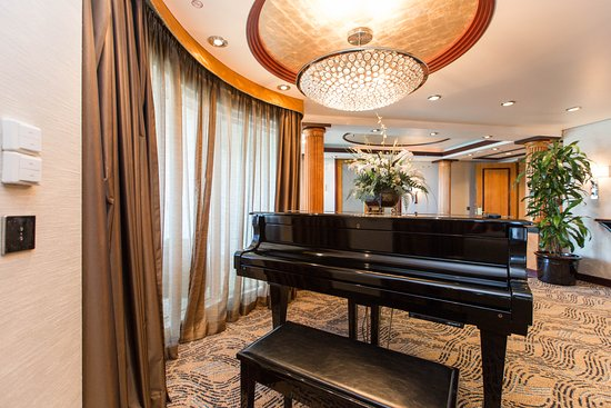 The Royal Suite with Balcony on Navigator of the Seas