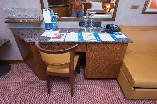 The Ocean Suite on Carnival Liberty