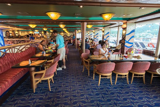Fish N' Chips on Carnival Liberty