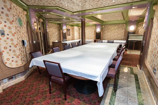 Dining Room Annex on Carnival Liberty