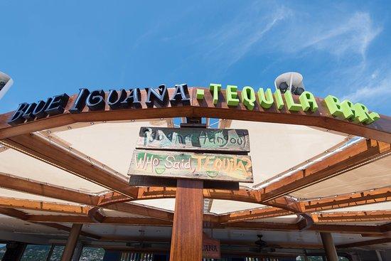 BlueIguana Tequila Bar on Carnival Liberty
