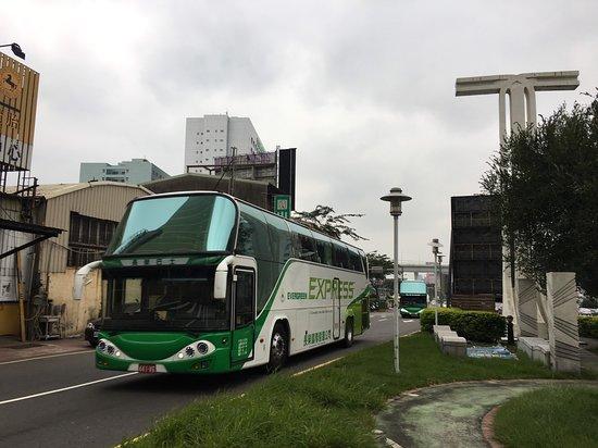 เขตเถาหยวน , เทาหยวน : 長榮儲運巴士