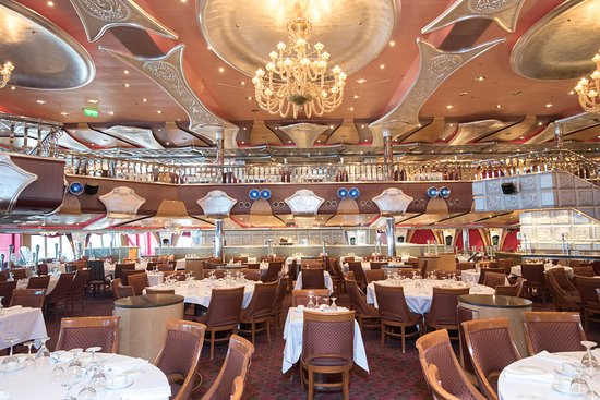 Silver Olympian Dining Room On Carnival Liberty Picture Of Carnival Liberty World Tripadvisor