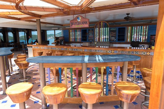BlueIguana Tequila Bar on Carnival Liberty