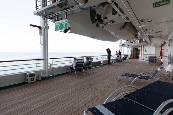 Promenade on Grandeur of the Seas