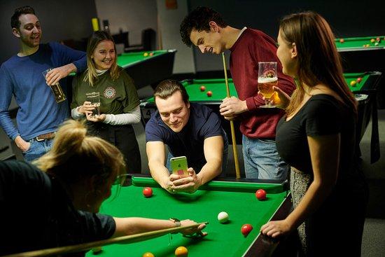 Rileys Sports Bar Aberdeen