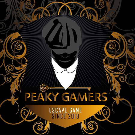 ‪Peaky Gamers - Escape Game‬