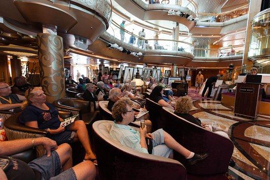 Grandeur of the Seas: Art Auction on Grandeur of the Seas
