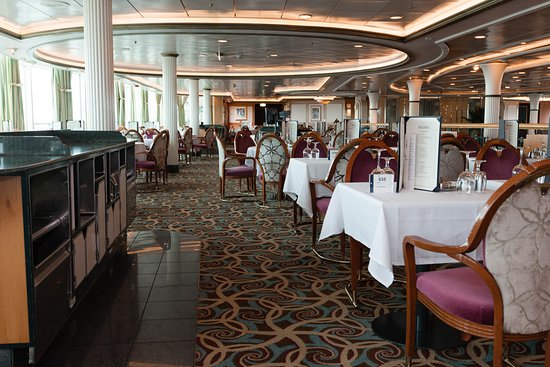 The Great Gatsby on Grandeur of the Seas