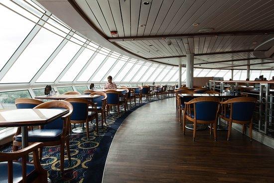 Windjammer Cafe on Grandeur of the Seas