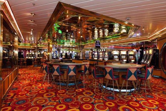 Casino Royale on Grandeur of the Seas