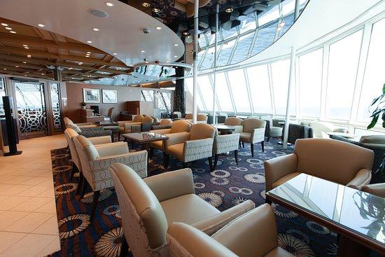 Diamond Club on Grandeur of the Seas