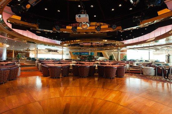 South Pacific Lounge on Grandeur of the Seas