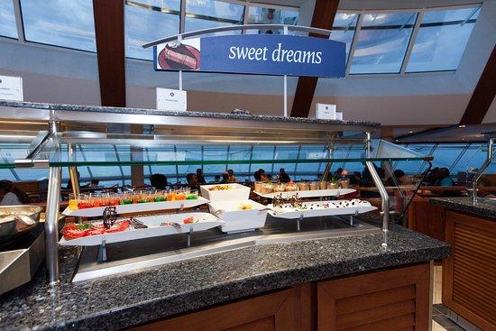 Grandeur of the Seas: Windjammer Cafe on Grandeur of the Seas