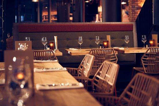 Restaurant the U Food & Drinks