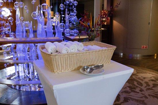 Lobby on Wind Spirit