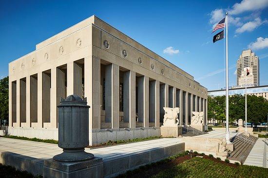 Soldiers Memorial Military Museum