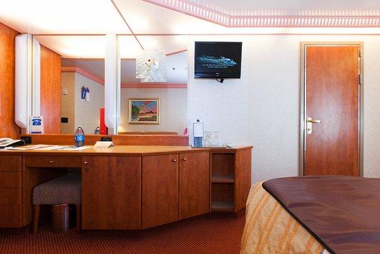 The Oceanview Cabin on Carnival Splendor