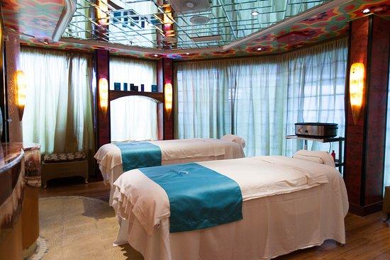 Couples Treatment Room on Carnival Splendor