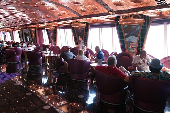 The Oceanview on Carnival Splendor