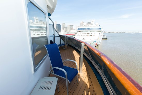 Carnival Dream: The Premium Vista Balcony Cabin on Carnival Dream