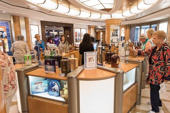 Centrum Shops on Brilliance of the Seas