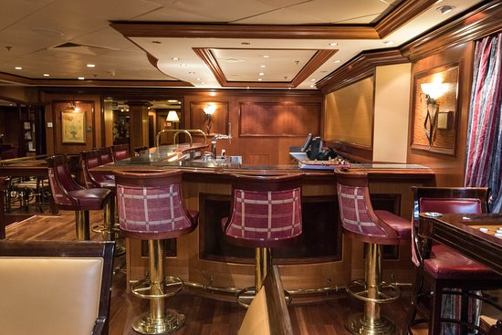 The Colony Club on Brilliance of the Seas