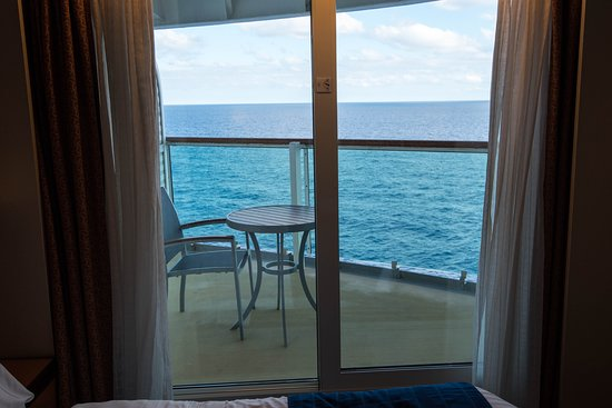 Brilliance of the Seas: The Balcony Cabin on Brilliance of the Seas