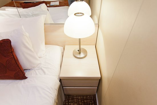 The Inside Cabin on Celebrity Constellation