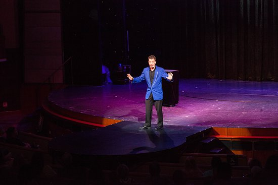 Celebrity Theater on Celebrity Constellation