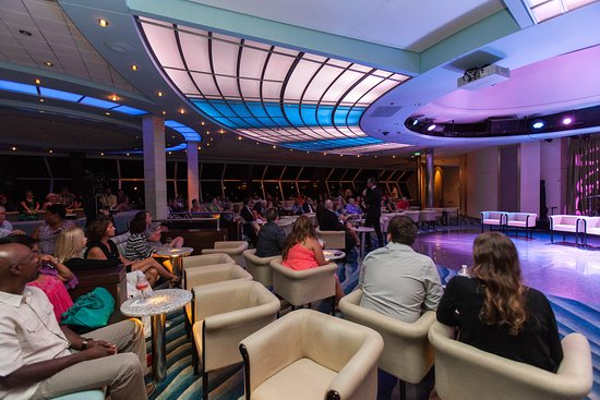 Reflections Lounge on Celebrity Constellation