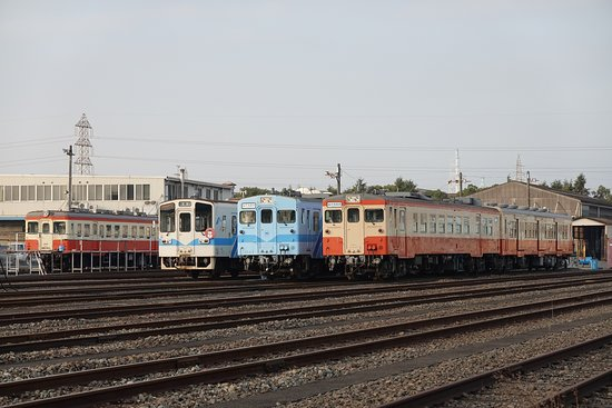 Mizushima Rinkai Railway Service