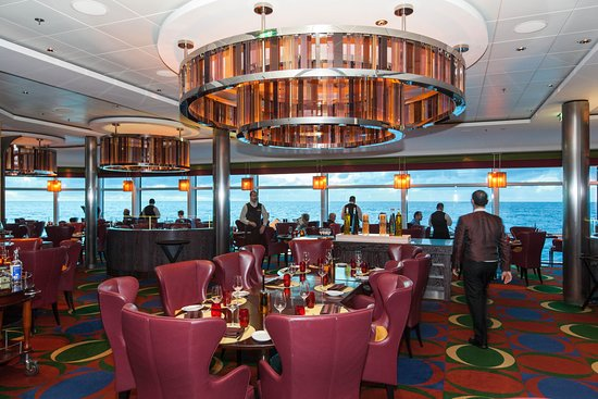 Tuscan Grille on Celebrity Equinox