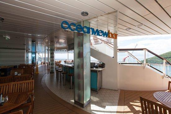 Oceanview Bar on Celebrity Equinox