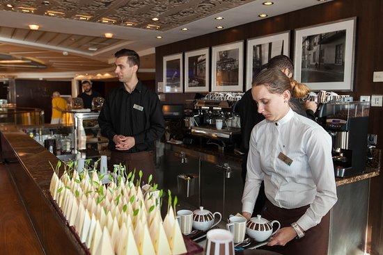 Cafe al Bacio on Celebrity Equinox