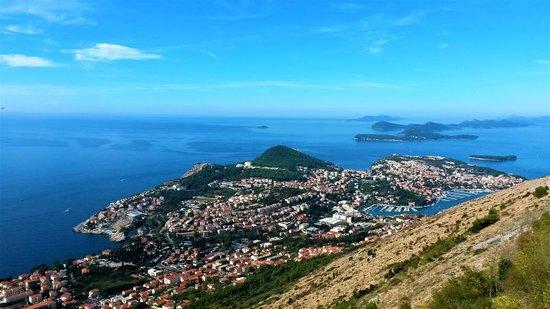 Rest of Dubrovnik