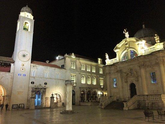 Dubrovnik, Croatia: At 2 am