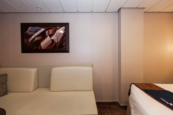 The Inside Cabin on Celebrity Equinox