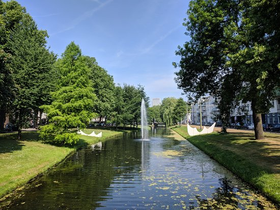 Beeldenroute Westersingel