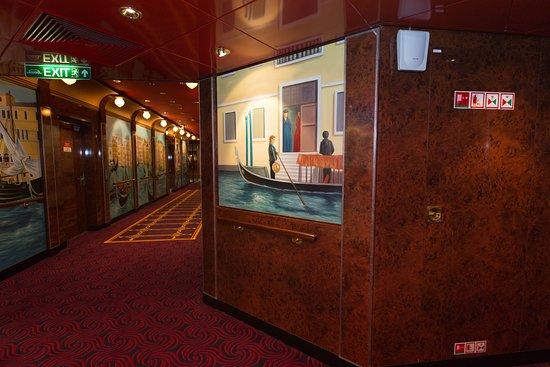 Meeting Rooms on Norwegian Gem