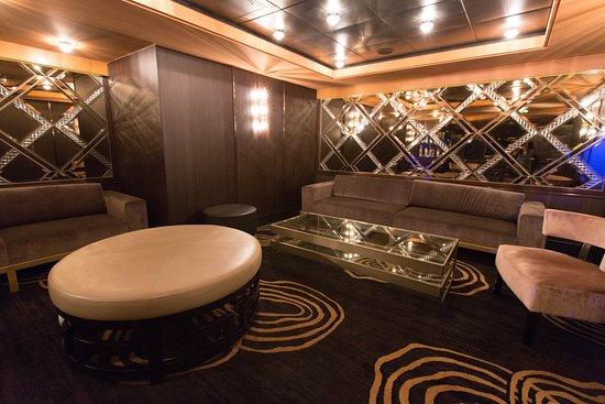 Bliss Ultra Lounge and Nightclub on Norwegian Gem