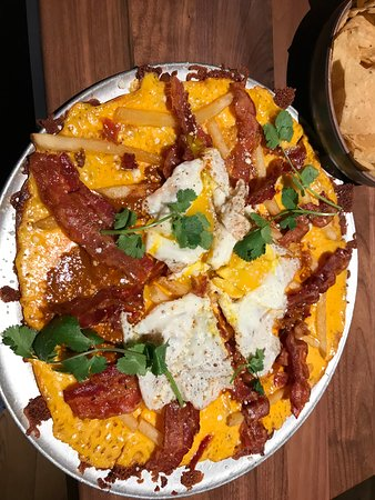 Smoked Bacon Cheese Crisp