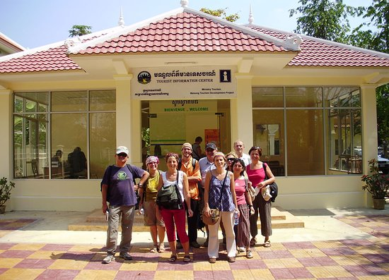 Battambang Tourist Information Centre
