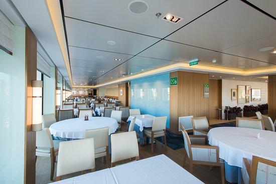The Restaurant on Viking Star