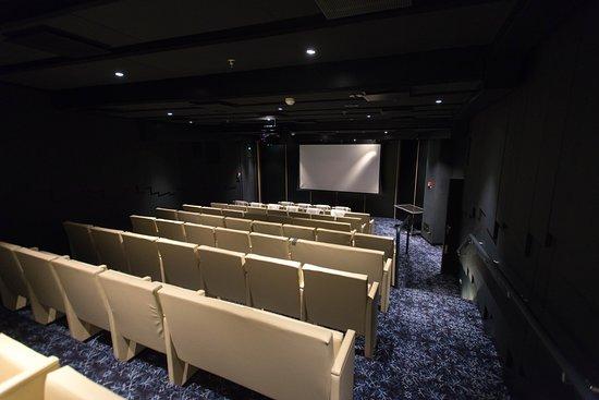 Cinema on Viking Star
