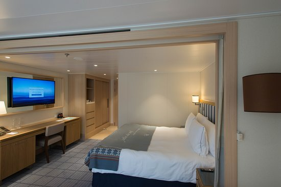 The Penthouse Junior Suite on Viking Star