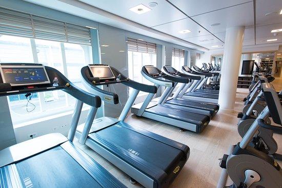 Fitness Center on Viking Star