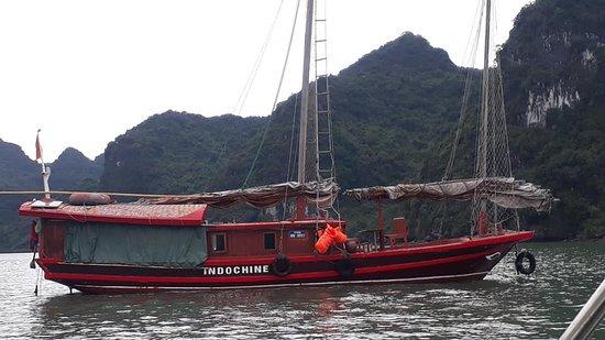 Lang Son, Vietnam: Sails of Indochina