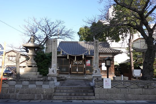 Chikko Hachimangu Shrine
